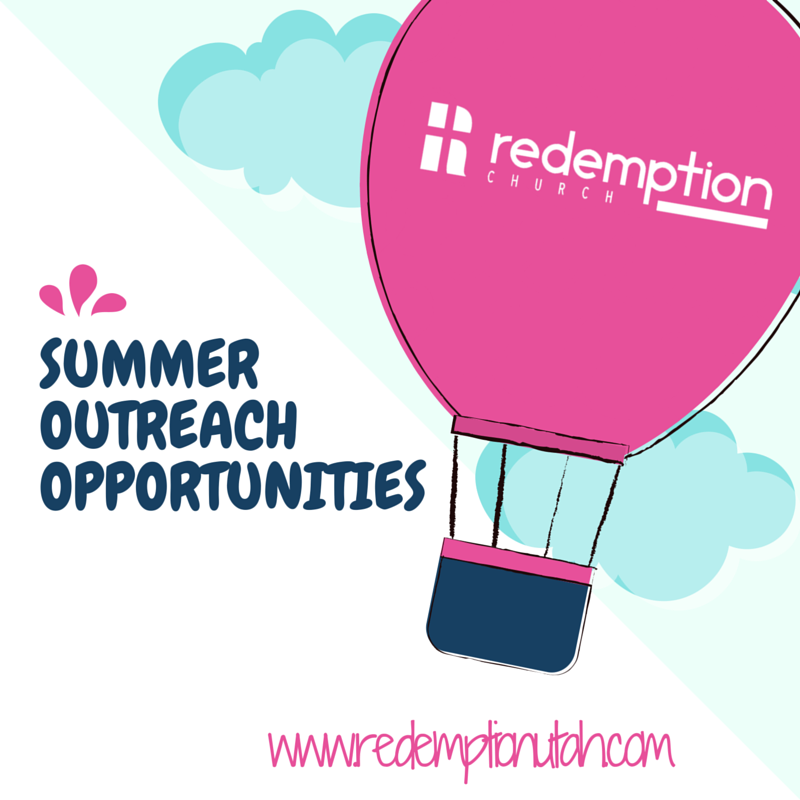 Summer Outreach Events