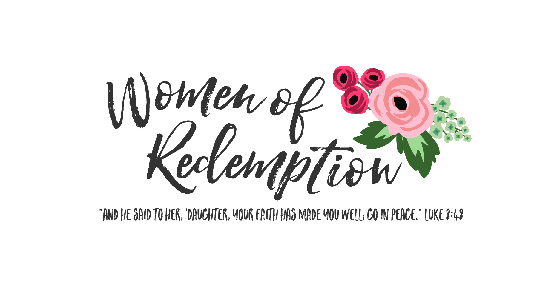 women of redemption logo