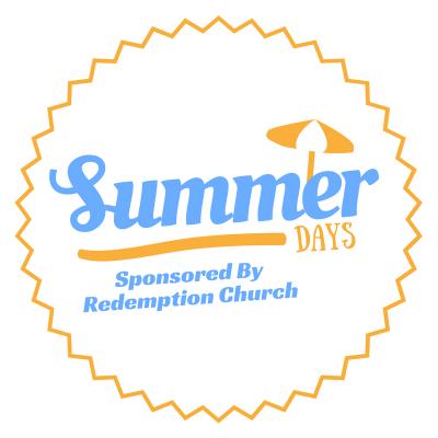 Announcement: Summer Days!