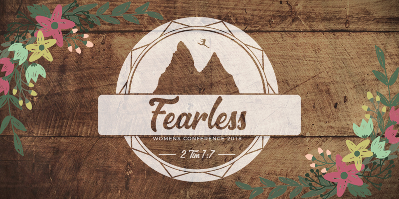 Fearless Women's Conference 2018