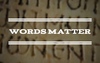 Words Matter: Pneuma