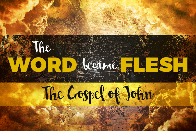 Sermon: Gospel Food (John 4:31-45)