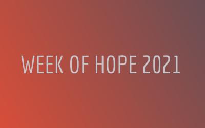 Week Of Hope 2021